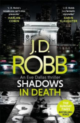 Omslag - Shadows in Death: An Eve Dallas thriller (Book 51)