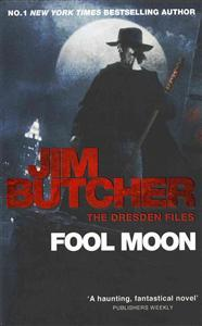 Fool Moon av Jim Butcher (Heftet)
