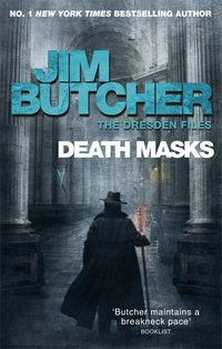 Death Masks av Jim Butcher (Heftet)