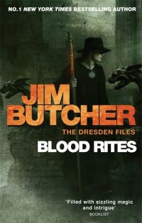 Blood Rites av Jim Butcher (Heftet)
