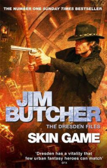 Skin Game av Jim Butcher (Heftet)