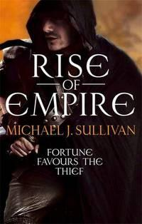 Rise Of Empire av Michael J. Sullivan (Heftet)
