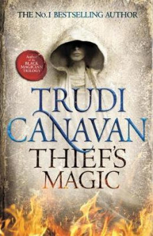 Thief's Magic av Trudi Canavan (Innbundet)