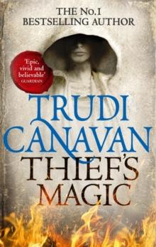 Thief's Magic av Trudi Canavan (Heftet)