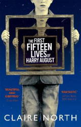 Omslag - The First Fifteen Lives of Harry August