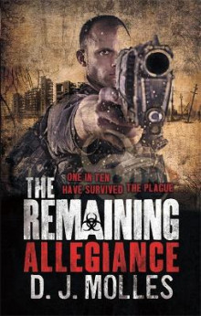 The Remaining: Allegiance av D. J. Molles (Heftet)