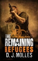 The Remaining: Refugees av D. J. Molles (Heftet)