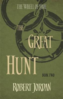 The great hunt av Robert Jordan (Heftet)