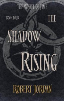 The shadow rising av Robert Jordan (Heftet)