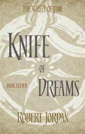 Knife of dreams av Robert Jordan (Heftet)