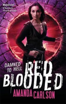 Red Blooded av Amanda Carlson (Heftet)