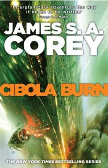 Cibola Burn av James S. A. Corey (Innbundet)
