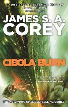 Cibola Burn av James S. A. Corey (Heftet)