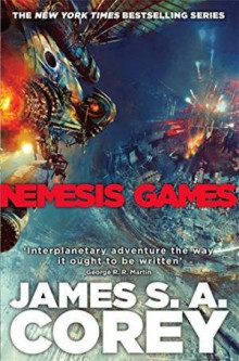 Nemesis Games av James S. A. Corey (Heftet)