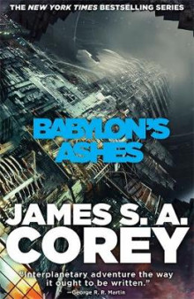Babylon's Ashes av James S. A. Corey (Innbundet)