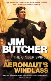 The Aeronaut's Windlass av Jim Butcher (Heftet)