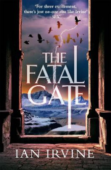 The Fatal Gate av Ian Irvine (Heftet)