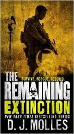 The Remaining: Extinction av D. J. Molles (Heftet)