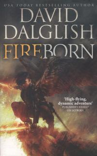 Fireborn av David Dalglish (Heftet)