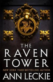 The raven tower av Ann Leckie (Heftet)