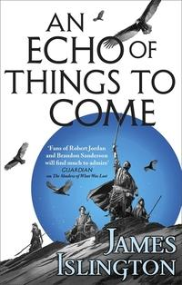 An Echo of Things to Come av James Islington (Heftet)