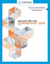 Shelly Cashman Series (R) Microsoft (R) Office 365 (R) & PowerPoint (R) 2019 Comprehensive av Susan Sebok (Heftet)