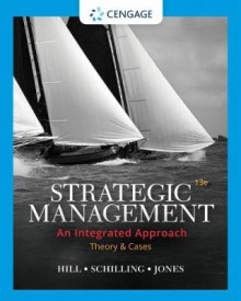 Strategic Management av Gareth Jones, Melissa Schilling og Charles Hill (Heftet)