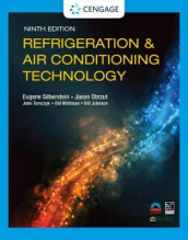 Refrigeration & Air Conditioning Technology av Bill Johnson, Jason Obrzut, Eugene Silberstein, John Tomczyk og Bill Whitman (Innbundet)