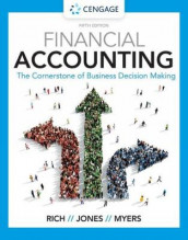 Financial Accounting av Jeff Jones, Linda Myers og Jay Rich (Innbundet)