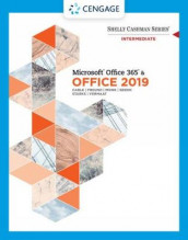 Shelly Cashman Series Microsoft (R)Office 365 & Office 2019 Intermediate av Sandra Cable, Steven Freund, Ellen Monk, Susan Sebok, Joy Starks og Misty Vermaat (Heftet)