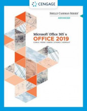 Shelly Cashman Series (R) Microsoft (R) Office 365 (R) & Office 2019 Advanced av Sandra Cable, Steven Freund, Ellen Monk, Susan Sebok, Joy Starks og Misty Vermaat (Heftet)