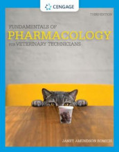 Fundamentals of Pharmacology for Veterinary Technicians av Janet Romich og Sarah Wagner (Heftet)