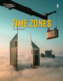 Time Zones 4 with Online Practice av David Bohlke (Blandet mediaprodukt)