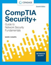 CompTIA Security+ Guide to Network Security Fundamentals av Mark Ciampa (Heftet)