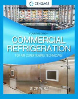 Omslag - Commercial Refrigeration for Air Conditioning Technicians