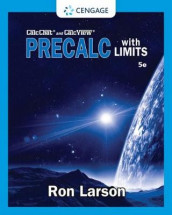Precalculus with Limits av Ron Larson (Innbundet)