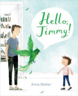 Omslag - Hello, Jimmy!