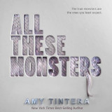 Omslag - All These Monsters