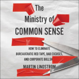 Omslag - The Ministry of Common Sense