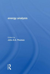 Energy Analysis/h av Roger D K Thomas (Innbundet)