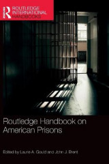 Omslag - Routledge Handbook on American Prisons