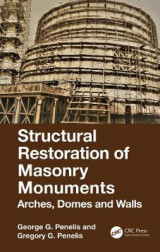 Omslag - Structural Restoration of Masonry Monuments