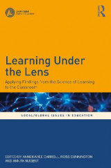 Omslag - Learning Under the Lens