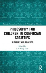 Omslag - Philosophy for Children in Confucian Societies
