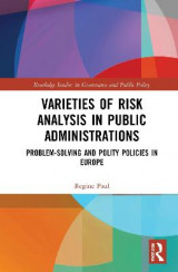 Omslag - Varieties of Risk Analysis in Public Administrations