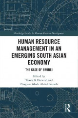 Omslag - Human Resource Management in an Emerging South Asian Economy