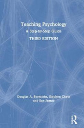Teaching Psychology av Douglas A. Bernstein, Stephen Chew og Sue Frantz (Innbundet)