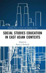 Omslag - Social Studies Education in East Asian Contexts