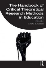 Omslag - The Handbook of Critical Theoretical Research Methods in Education
