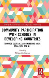 Omslag - Community Participation with Schools in Developing Countries